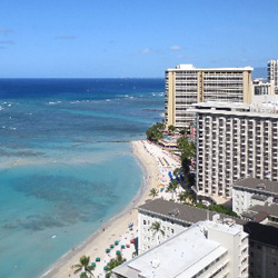 ハワイ挙式のホテル選び