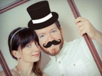髭とシルクハットの男爵セット