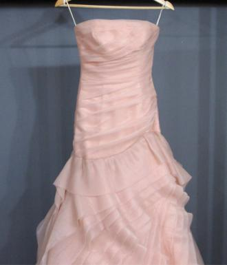 White by Vera Wang 【VW351011・Blush・US0】