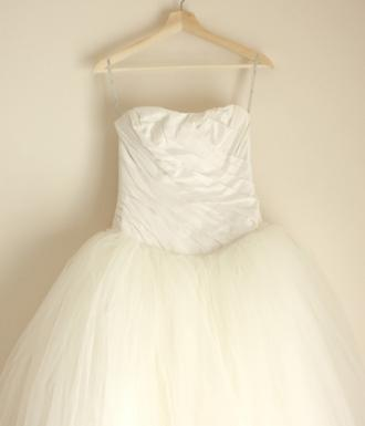 White by Vera Wang 【VW351007・US2】